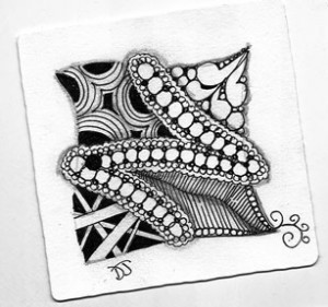 June 3 Zentangle Challenge