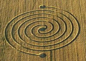Nebula Crop Circle