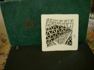 Intertwinings Zentangle